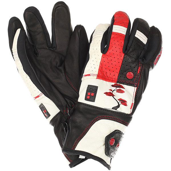 Перчатки Dakine Team Sabre Glove PollardЭта модель крепких, теплых спортивных перчаток отлично подойдет для настоящих гонщиков. Перчатки Dakine Sabre Glove прекрасно защищают руки от зимних ветров. Их можно использовать и для повседневной носки.Характеристики:Водоотталкивающие вставки на основе технологии hiporа. Синтетический утеплитель. Водоотталкивающий кожа на ладони и тыльной области перчатки. Водоотталкивающий нейлон/полиуретан, флис/ткань с начесом.Фиксатор запястья на молнии.<br><br>Цвет: черный,белый,красный<br>Тип: Перчатки<br>Возраст: Взрослый<br>Пол: Мужской