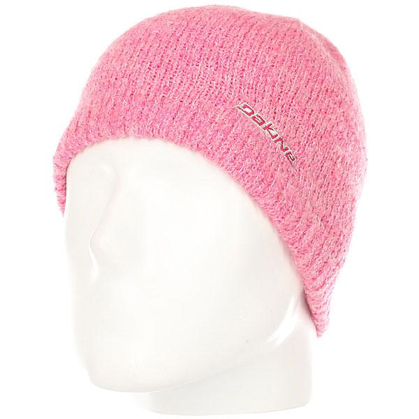 Шапка женская Dakine Ju Ju Pink<br><br>Цвет: розовый<br>Тип: Шапка<br>Возраст: Взрослый<br>Пол: Женский