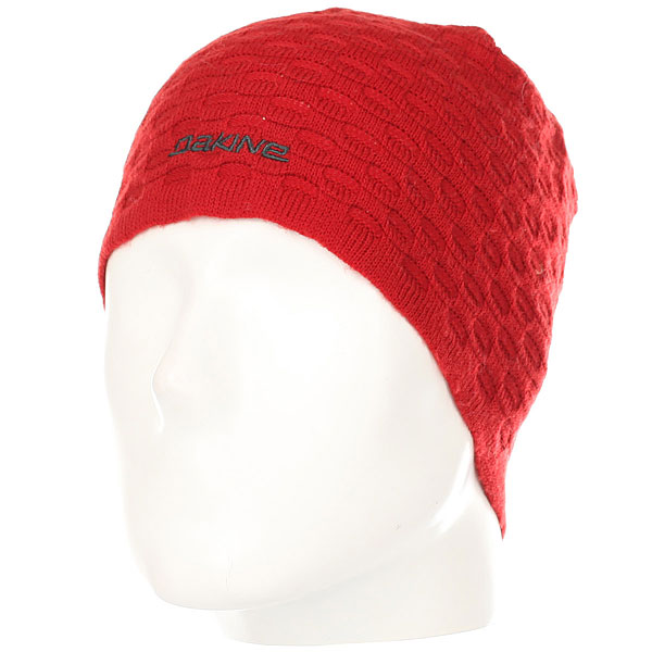 Шапка Dakine Lace Red<br><br>Цвет: красный<br>Тип: Шапка<br>Возраст: Взрослый<br>Пол: Мужской