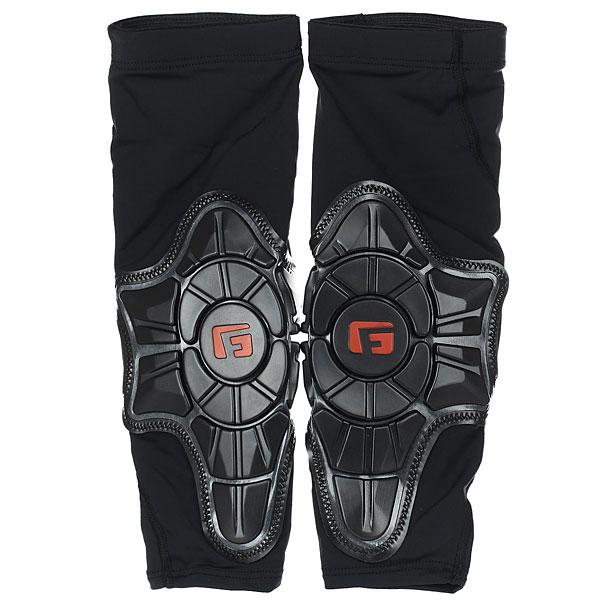Защита на локти G-Form Pro-x Elbow Pads Deep BlackЛюбите кататься в скейт-парке, в поле или на воде? Pro-X не сковывает движения, легкая и обеспечивает необходимый уровень защиты.Технические характеристики: Сертификат CE EN 15613:2008.Анатомические, поглощающие удары подушки RPT™.Компрессионный материал поглощающий влагу с защитой UPF 50+.Эргономичный крой с эффектом вторая кожа.Можно стирать.<br><br>Цвет: черный<br>Тип: Защита на локти<br>Возраст: Взрослый<br>Пол: Мужской