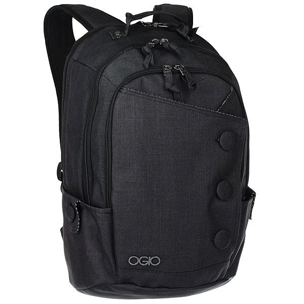 Рюкзак городской Ogio Soho Pack 22 L Black<br><br>Цвет: черный<br>Тип: Рюкзак городской<br>Возраст: Взрослый