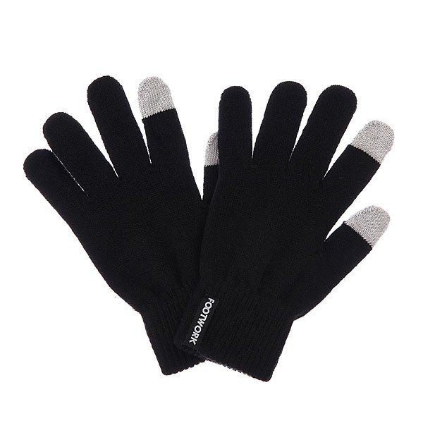 Перчатки Footwork iFingers Black red fox перчатки power stretch
