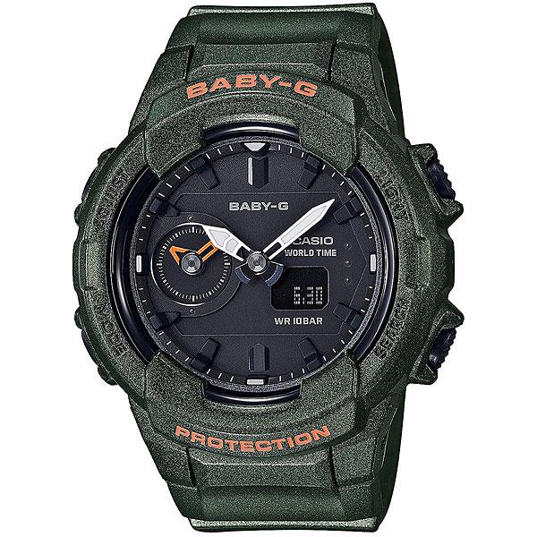 все цены на Электронные часы Casio Baby-g Bga-230s-3a Green онлайн