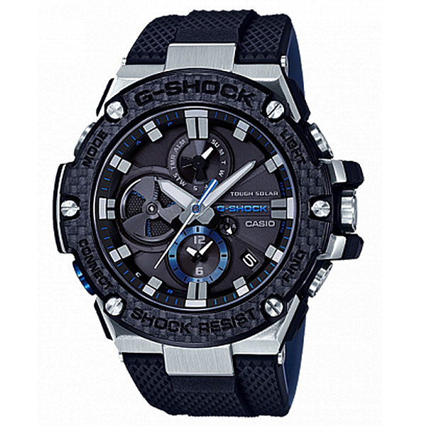 Электронные часы Casio G-Shock Gst-b100xa-1a Black/Grey наручные часы casio g shock gst w100d 1a4