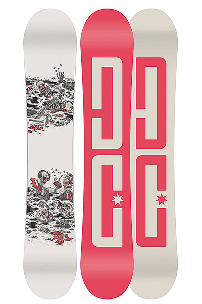 Сноуборд DC Shoes Pbj Multi