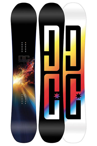 Mens Snowboard Decks Full Collection  DC Shoes
