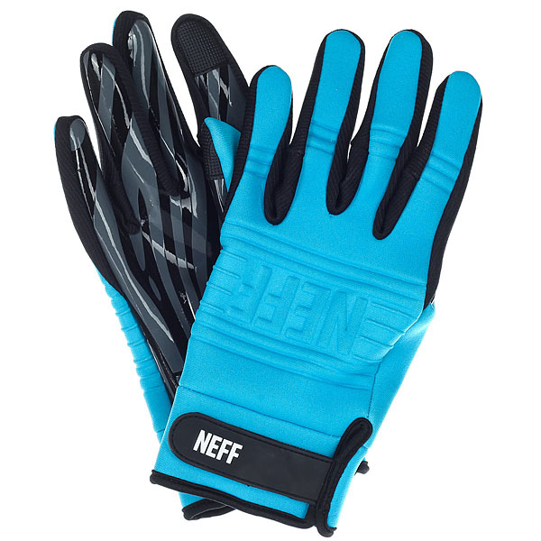 Перчатки сноубордические Neff Daily Pipe Glove Cyan<br><br>Цвет: голубой,черный<br>Тип: Перчатки сноубордические<br>Возраст: Взрослый<br>Пол: Мужской