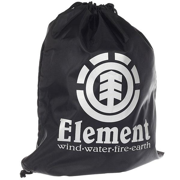 Мешок Element Buddy Cinch Bag Flint Black<br><br>Цвет: черный<br>Тип: Мешок<br>Возраст: Взрослый<br>Пол: Мужской