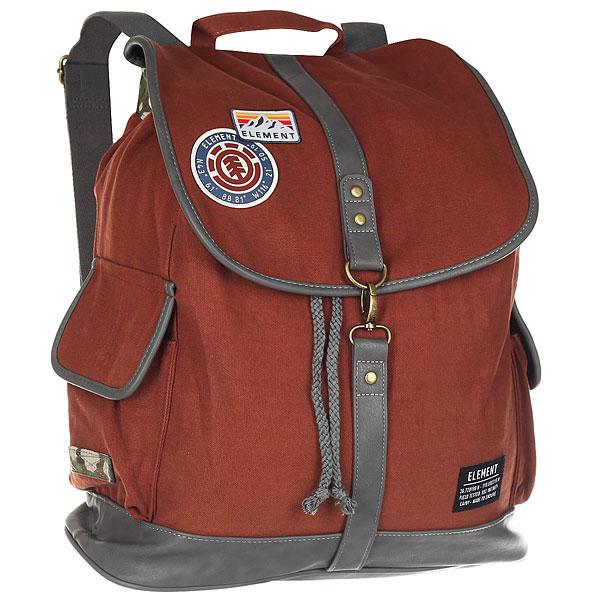 Рюкзак туристический женский Element Belong Sequoia<br><br>Цвет: коричневый<br>Тип: Рюкзак туристический<br>Возраст: Взрослый<br>Пол: Женский