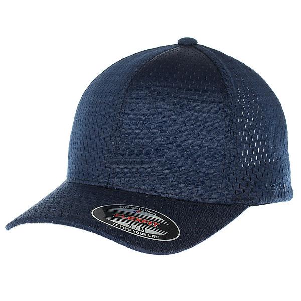 Бейсболка классическая Neff Flexfit/Yupoong Navy<br><br>Цвет: синий<br>Тип: Бейсболка классическая<br>Возраст: Взрослый