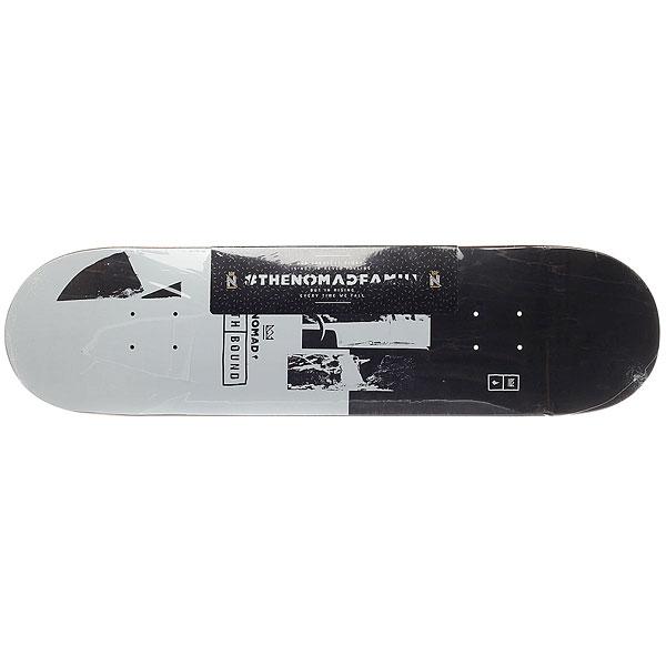 Дека для скейтборда для скейтборда Nomad Northbound Block 32.375 x 8.375 (21.3 см)