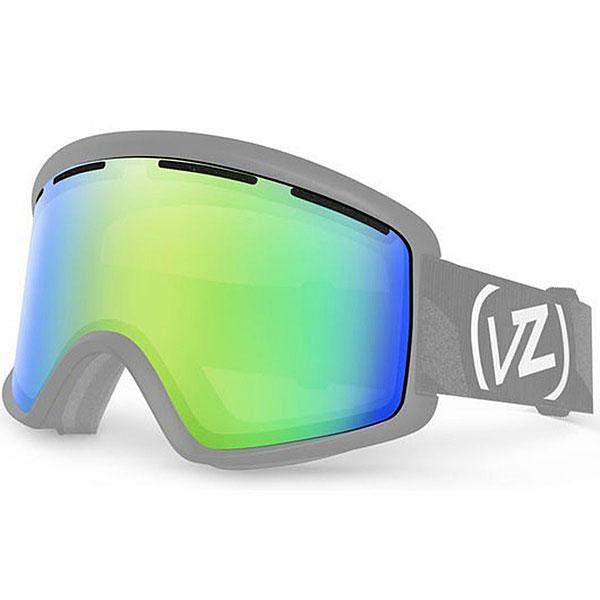 Маска для сноуборда Von Zipper Beefy Quasar Chrome