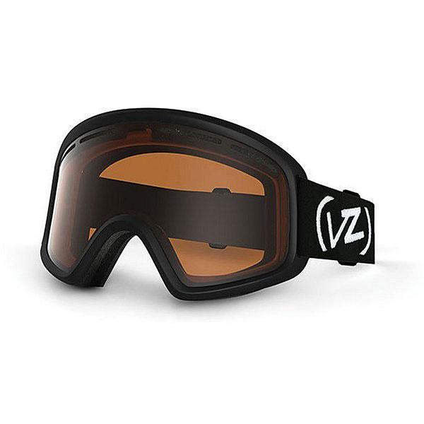 Маска для сноуборда детская Von Zipper Trike Black Satin/PersimmonДетская сноубордическая маска с двойными линзами и отличным периферийным обзором.Технические характеристики: Двойные цилиндрические линзы из поликарбоната.Противотуманное покрытие Anti-fog.Покрытие линз препятствующее царапинам.Вентиляционные отверстия.Оправа - термополиуретан.Тройной слой пены и слой флиса.Совместима со шлемом.Регулируемый ремень.Детский размер.<br><br>Цвет: черный<br>Тип: Маска для сноуборда<br>Возраст: Детский