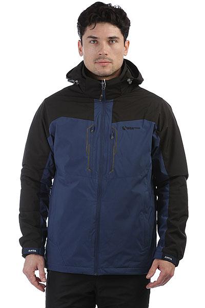 Куртка 3 В 1 Anta Черная 85746672-3Функциональная куртка из прочной нейлоновой ткани с водоотталкивающей технологией A-PROOF RAIN I. Подходит для спорта и активного отдыха.ПРЕИМУЩЕСТВА: Прочная нейлоновая ткань с технологией A-PROOF RAIN I помогает противостоять дождю, поддерживает комфорт и сухость тела внутри.Эргономичный крой не сковывает движений.Боковые и нагрудные карманы вместят необходимые вещи.Регулируемый капюшон обеспечит дополнительное тепло.Функциональный дизайн 3 в 1.<br><br>Цвет: черный<br>Тип: Куртка<br>Возраст: Взрослый<br>Пол: Мужской
