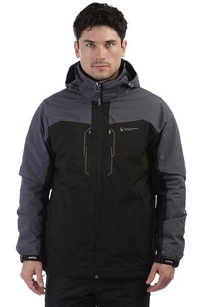 Куртка 3 В 1 Anta Черная 85746672-5Функциональная куртка из прочной нейлоновой ткани с водоотталкивающей технологией A-PROOF RAIN I. Подходит для спорта и активного отдыха.ПРЕИМУЩЕСТВА: Прочная нейлоновая ткань с технологией A-PROOF RAIN I помогает противостоять дождю, поддерживает комфорт и сухость тела внутри.Эргономичный крой не сковывает движений.Боковые и нагрудные карманы вместят необходимые вещи.Регулируемый капюшон обеспечит дополнительное тепло.Функциональный дизайн 3 в 1.<br><br>Цвет: черный<br>Тип: Куртка<br>Возраст: Взрослый<br>Пол: Мужской