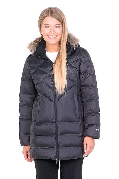 Куртка Пуховая женская Anta Черная 86636913-3