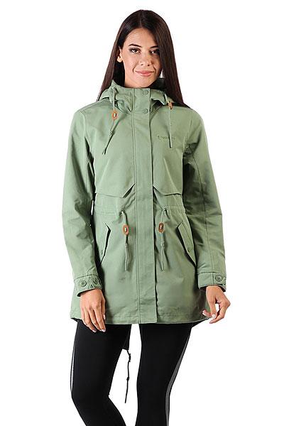 Куртка женская Anta Зеленая 86736615-3