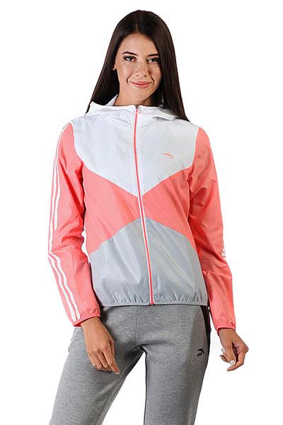 Ветровка женская Anta Розовая 86737614-6