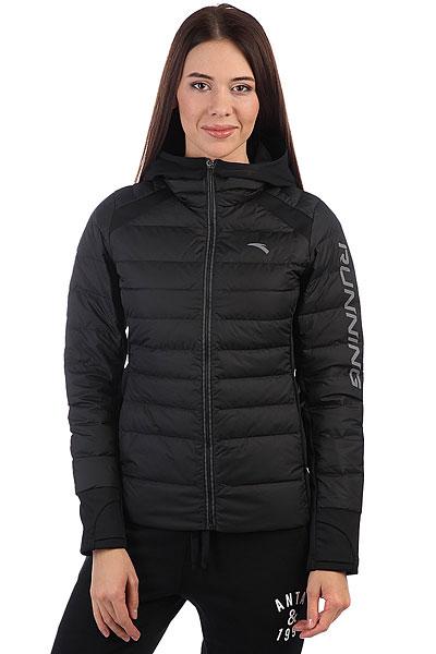 Пуховик женский ANTA Черный 86745915-4