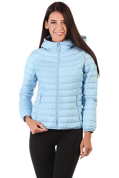 Куртка пуховая Anta женская Голубая 86746940-2Короткая куртка из прочной нейлоновой ткани с водоотталкивающей технологией A-PROOF RAIN I.ПРЕИМУЩЕСТВА: Прочная нейлоновая ткань с технологией A-PROOF RAIN I помогает противостоять дождю, поддерживает комфорт и сухость тела внутри.Эргономичный крой не сковывает движений.Карманы на молнии вместят необходимые вещи.Стеганый дизайн подчеркнет спортивный стиль.<br><br>Цвет: голубой<br>Тип: Пуховик<br>Возраст: Взрослый<br>Пол: Женский