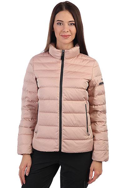 Пуховик женский ANTA Бледно-розовый 86747911-5Короткая куртка из прочной нейлоновой ткани с водоотталкивающей технологией A-PROOF RAIN I.ПРЕИМУЩЕСТВА: Прочная нейлоновая ткань с технологией A-PROOF RAIN I помогает противостоять дождю, поддерживает комфорт и сухость тела внутри.Эргономичный крой не сковывает движений.Карманы на молнии вместят необходимые вещи.Стеганый дизайн подчеркнет спортивный стиль.<br><br>Цвет: розовый<br>Тип: Пуховик<br>Возраст: Взрослый<br>Пол: Женский
