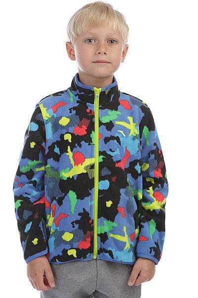 Пуховик детский Anta Синий W35749715-1Яркая детская куртка из мягкого флиса для активного отдыха и на каждый день. Куртку можно носить как самостоятельно, так и в качестве дополнительного утепления в зимний период.ПРЕИМУЩЕСТВА: Мягкий флис.Длинные рукава обеспечат дополнительное тепло.Удобные карманы для рук.Застежка на молнию.<br><br>Цвет: синий<br>Тип: Пуховик<br>Возраст: Детский