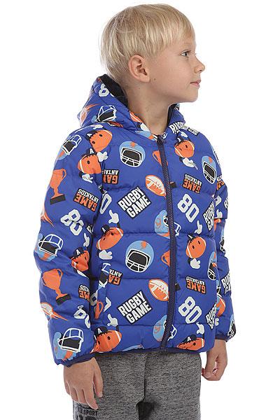 Пуховик детский Anta Синий W35749950-1Теплая стеганая куртка с капюшоном и карманами для спорта и активного отдыха.ПРЕИМУЩЕСТВА: Прочный полиэстер.Стеганый дизайн.Фиксированный капюшон защитит от снега, дождя и ветра.Удобные карманы для рук.Застежка на молнию.<br><br>Цвет: синий<br>Тип: Пуховик<br>Возраст: Детский
