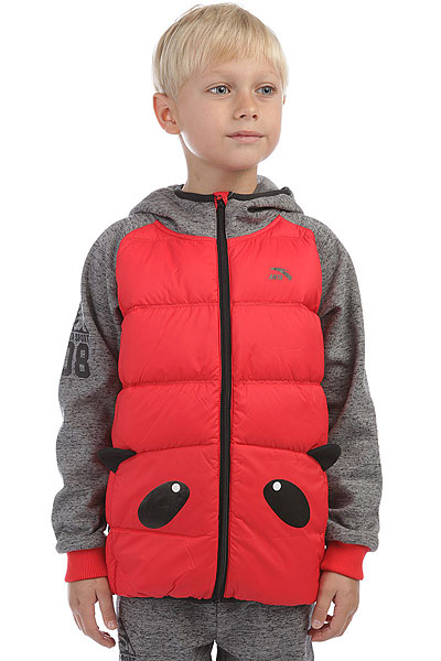 Пуховик детский Anta Красный W35749968-1Уникальная куртка-жилетка с капюшоном и карманами. Подходит для спорта, активных игр и на каждый день.ПРЕИМУЩЕСТВА: Стеганый дизайн.Капюшон и рукава из утепленного трикотажа.Удобные карманы для рук.Застежка на молнию.<br><br>Цвет: красный<br>Тип: Пуховик<br>Возраст: Детский