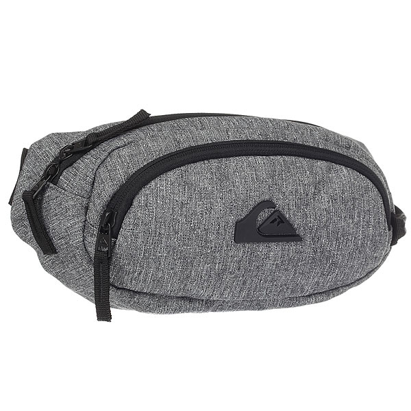 Сумка поясная Quiksilver Jungler Light Grey Heather