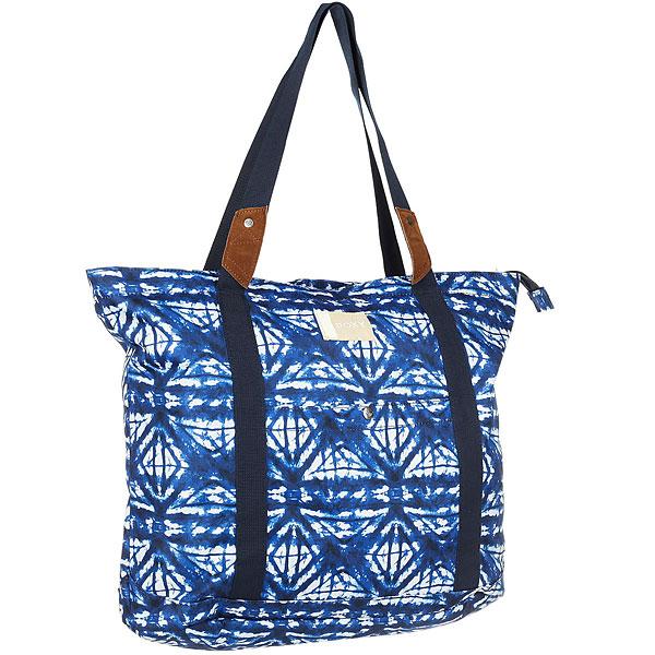 Сумка женский Roxy Other Side Dress Blues Geometri термосберегающая сумка other gesslein