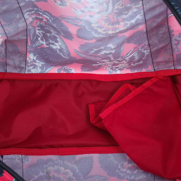 Сумка спортивная женская Roxy Sugar It Up Rouge Red Mahna