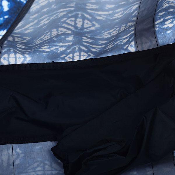 Сумка спортивная женская Roxy Sugar It Up Dress Blues Geometri