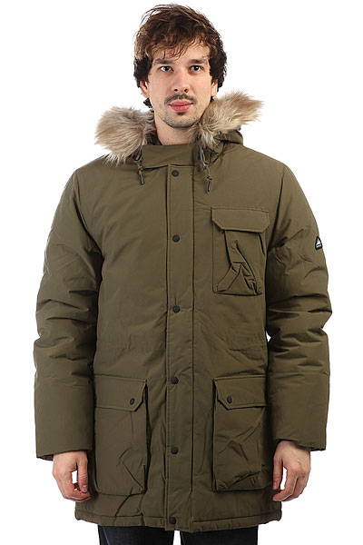 Куртка зимняя Penfield Lexington Jacket Olive куртка парка penfield paxton long insulated snorkle jacket lichen