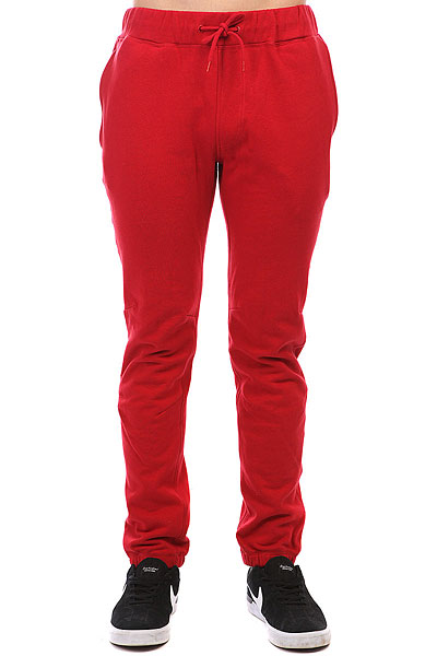 Штаны спортивные Poler Hundreds Pack Sweatpant Red poler pубашка