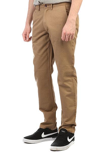 Штаны прямые Fred Perry Texture Trouser Coffee Brown<br><br>Цвет: Светло-коричневый<br>Тип: Штаны прямые<br>Возраст: Взрослый<br>Пол: Мужской