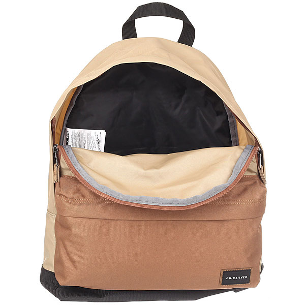 Рюкзак городской Quiksilver Everydposterplu Bone Brown