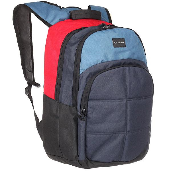 Рюкзак городской Quiksilver Burst Quik Red рюкзак burst среднего размера