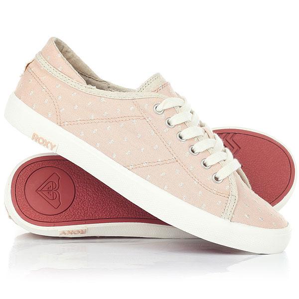 Кеды кроссовки женские Roxy North Shore J Blush цены онлайн