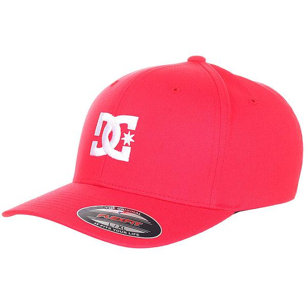 Бейсболка классическая DC Cap Star 2 Tango Red<br><br>Цвет: красный<br>Тип: Бейсболка классическая<br>Возраст: Взрослый