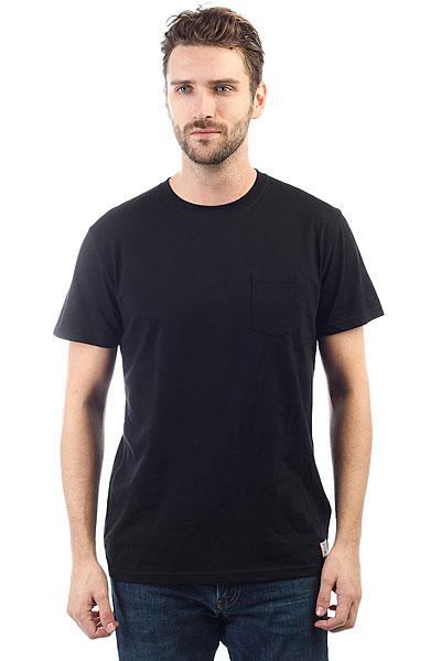 Футболка DC Basic Pocket 2 Black<br><br>Цвет: черный<br>Тип: Футболка<br>Возраст: Взрослый<br>Пол: Мужской