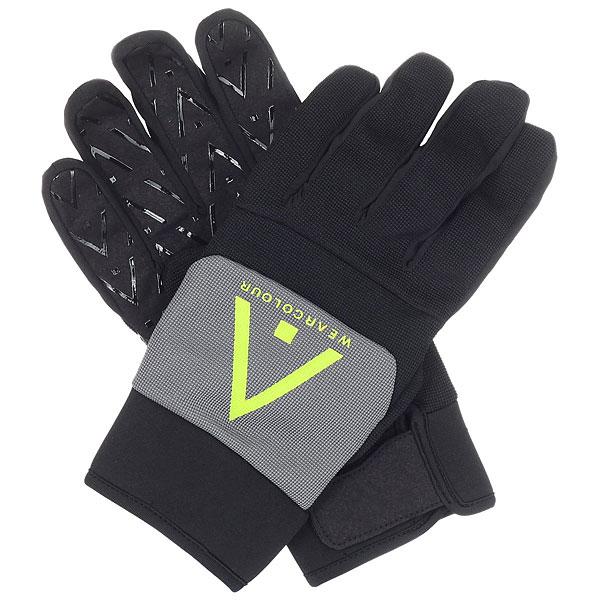 Перчатки сноубордические WearColour Pipe Black<br><br>Цвет: черный,серый<br>Тип: Перчатки сноубордические<br>Возраст: Взрослый<br>Пол: Мужской