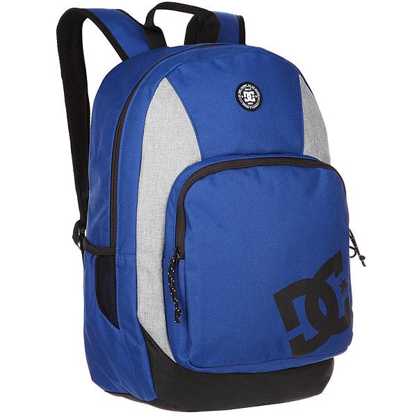 Рюкзак городской DC Shoes The Locker Sodalite Blue коврик в багажник l locker для ваз 2112