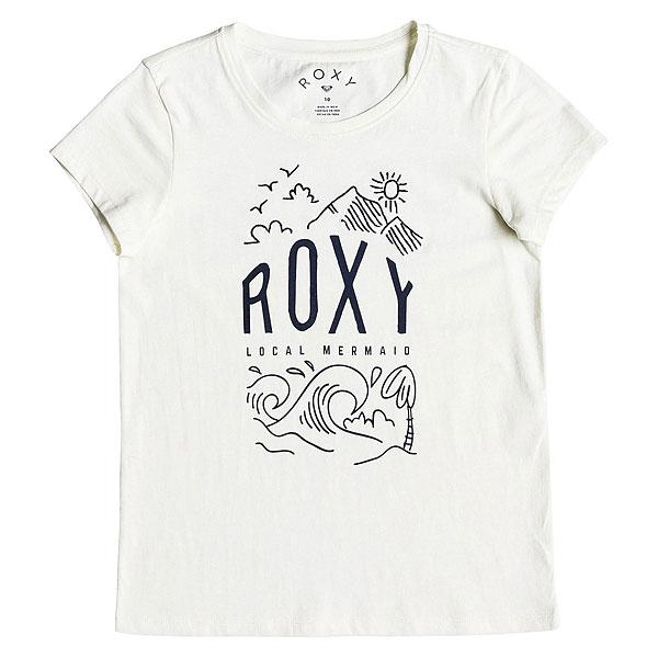 Футболка детская Roxy Seeyounightsurf Marshmallow