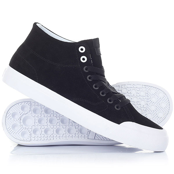 Кеды кроссовки высокие DC Evan Hi Zero Black dc shoes кеды dc heathrow se 11