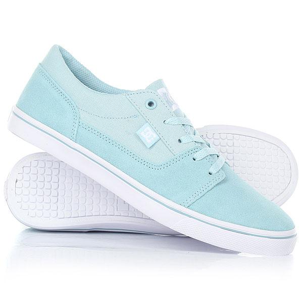 Кеды кроссовки низкие женские DC Tonik W Light Blue кеды кроссовки низкие женские dc tonik w olive