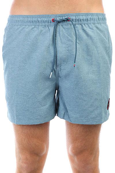Шорты пляжные Quiksilver Everydvl15 Real Teal шорты пляжные детские quiksilver hightechyth16 real teal