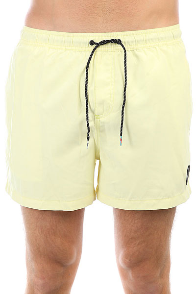 Шорты пляжные Quiksilver Everydvl15 Elfin Yellow шорты пляжные детские quiksilver hightechyth16 real teal