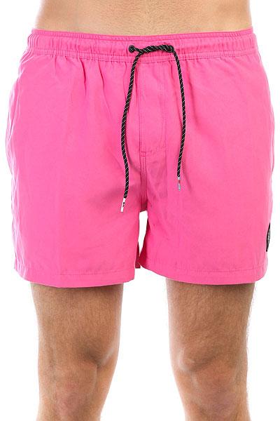 Шорты пляжные Quiksilver Everydvl15 Shocking Pink<br><br>Цвет: розовый<br>Тип: Шорты пляжные<br>Возраст: Взрослый<br>Пол: Мужской