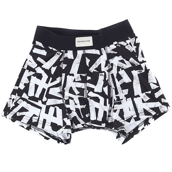 Трусы Quiksilver Boxer Pack Assorted Pants трусы детские quiksilver boxer edition black