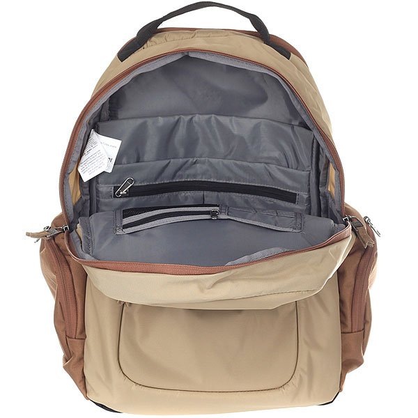 Рюкзак городской Quiksilver Schoolieplus Bone Brown